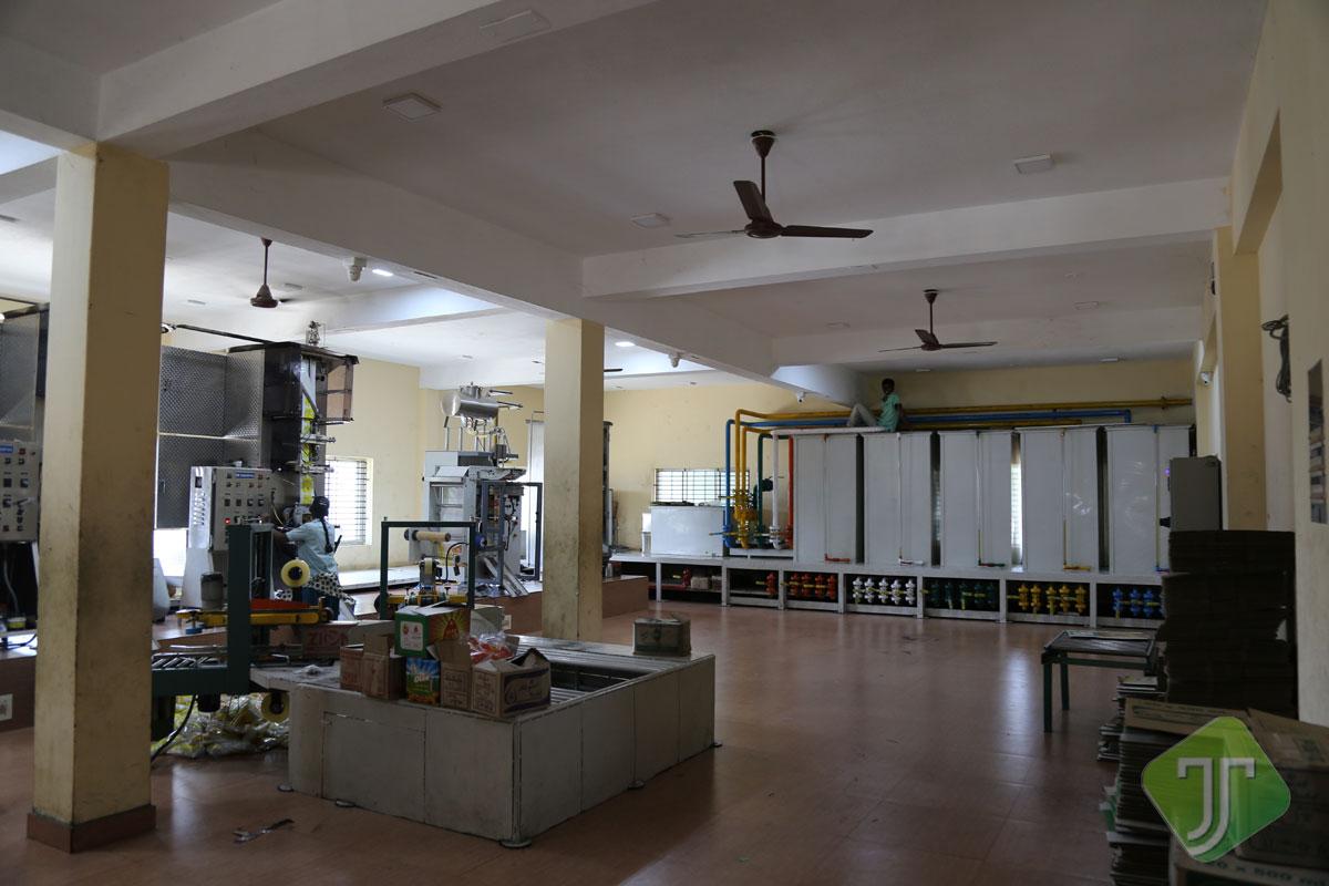 Oil Mill at Madipakkam