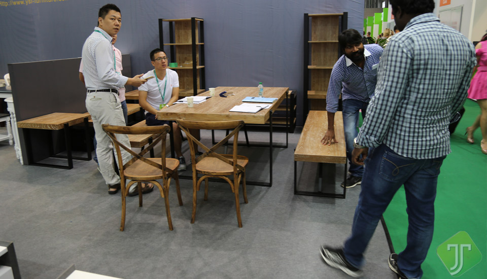 Furniture Show, China