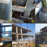 Estancia - South Plaza Block Retrofitting