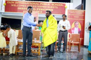 Zion International Public School Inauguration - 2018